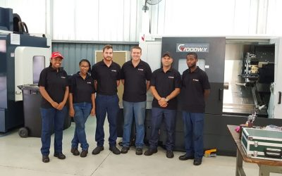Machining Department Team